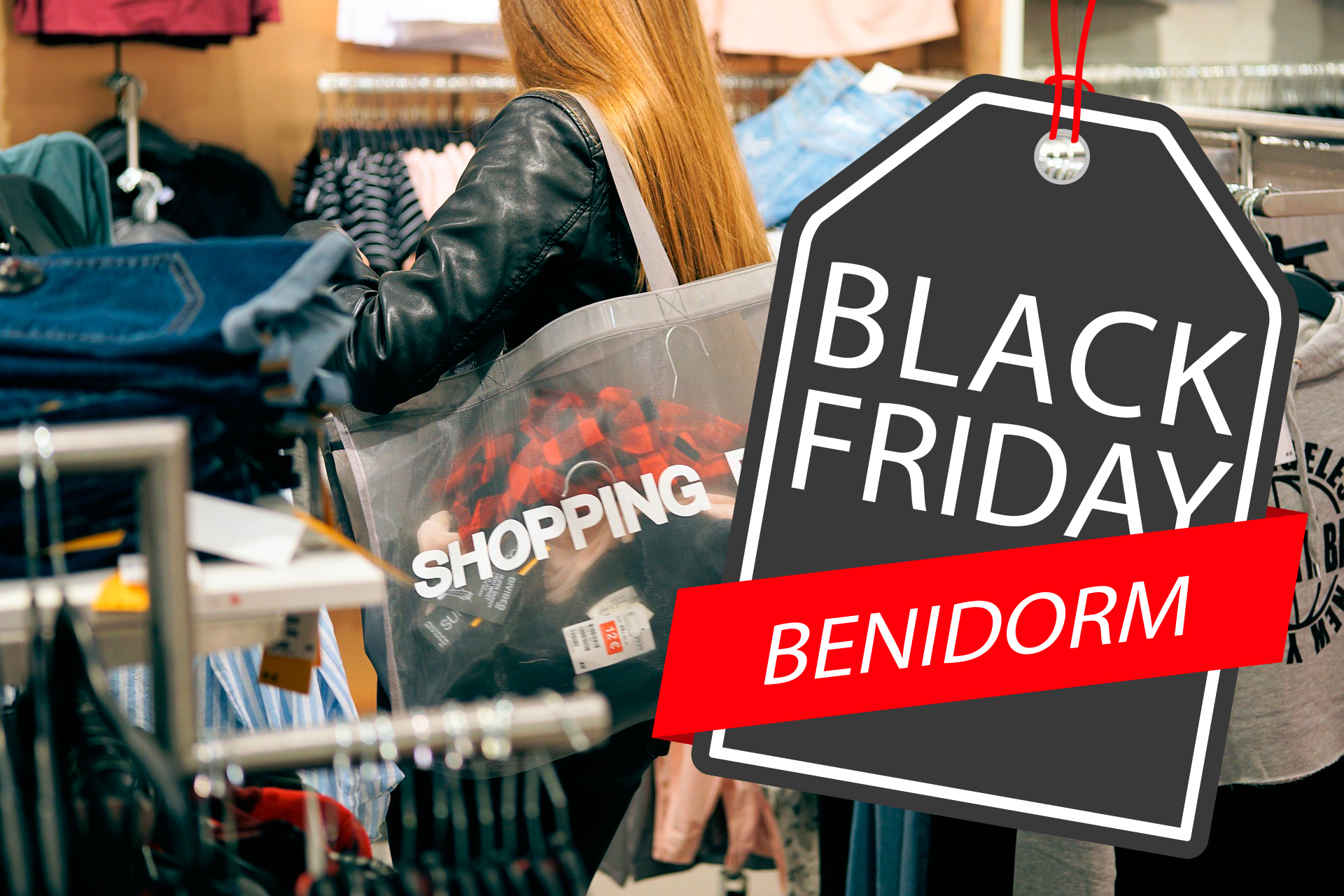 Compras benidorm black friday
