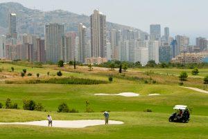 Turismo golf Benidorm