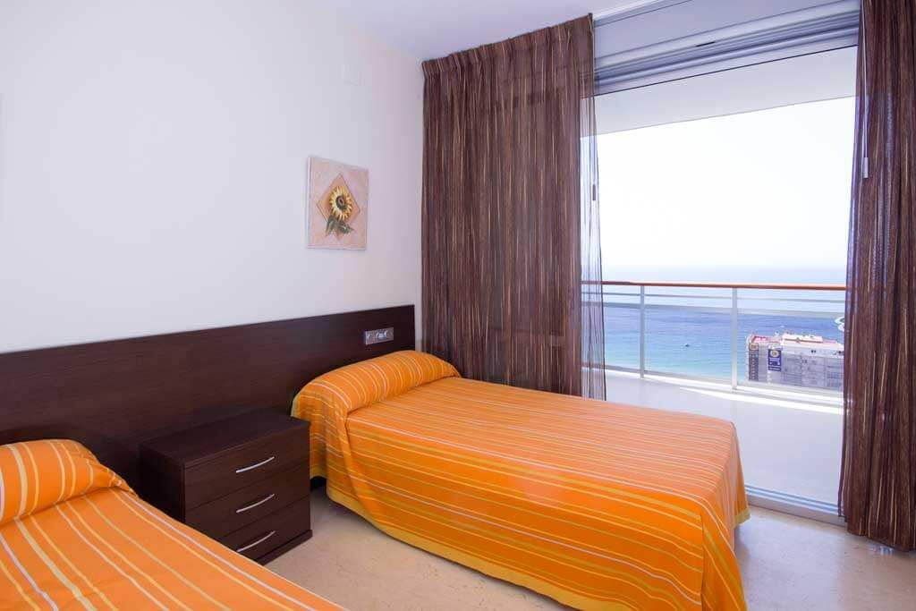Benidorm apartments - Bedroom Coblanca 41