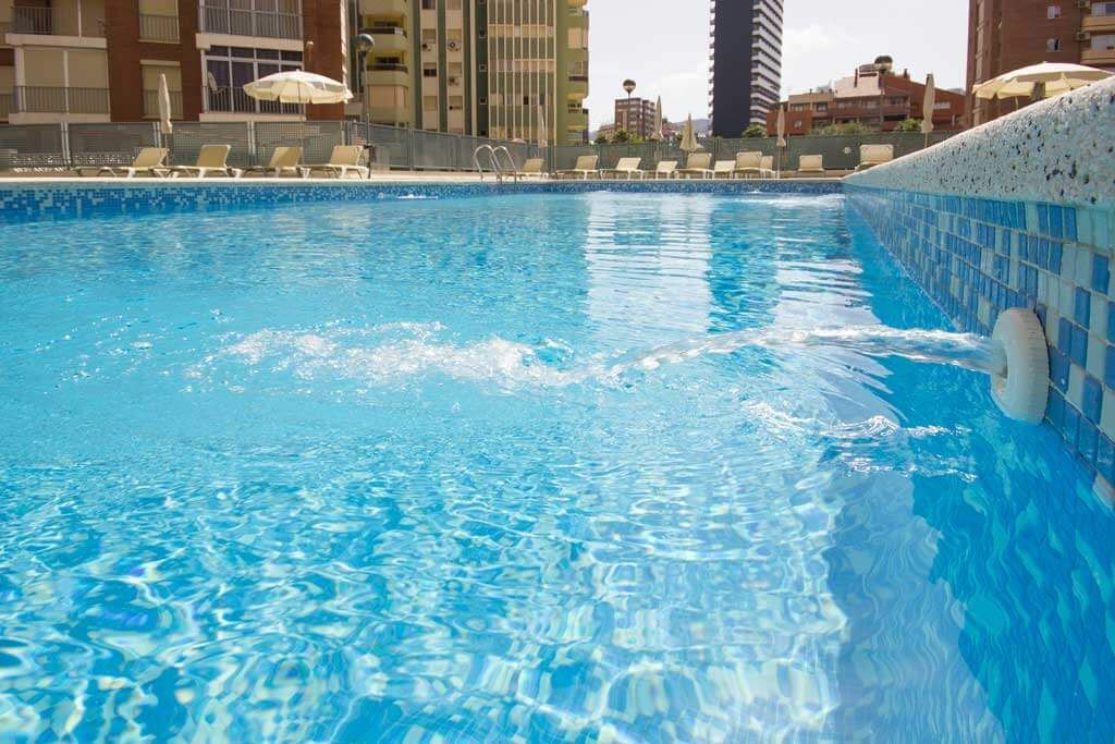 Holidays in Benidorm - Swimming pool Coblanca 41