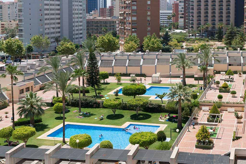 Apartments in Benidorm - Gemelos 20