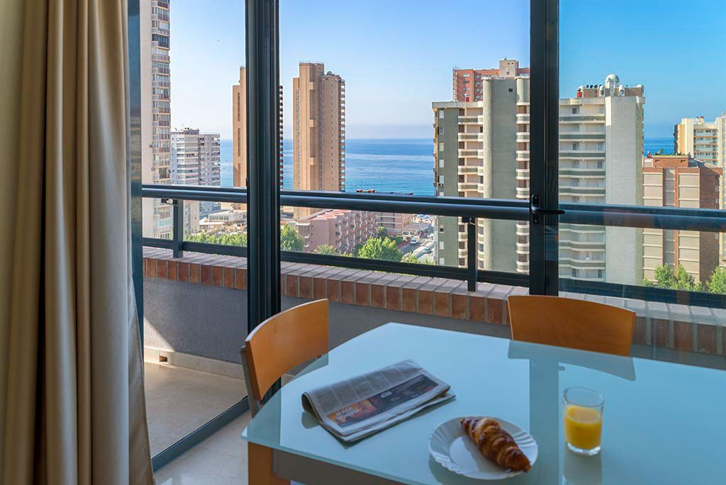 Apartments in Benidorm - Terrace Gemelos 23