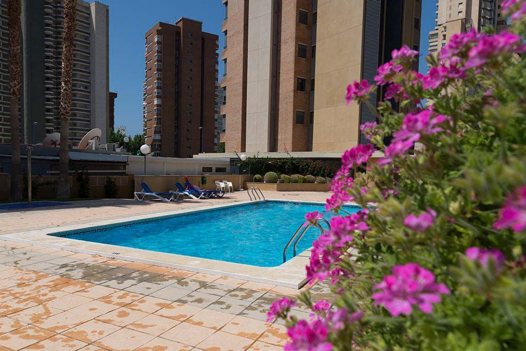 Benidorm Holidays - Swimming pool Gemelos 23