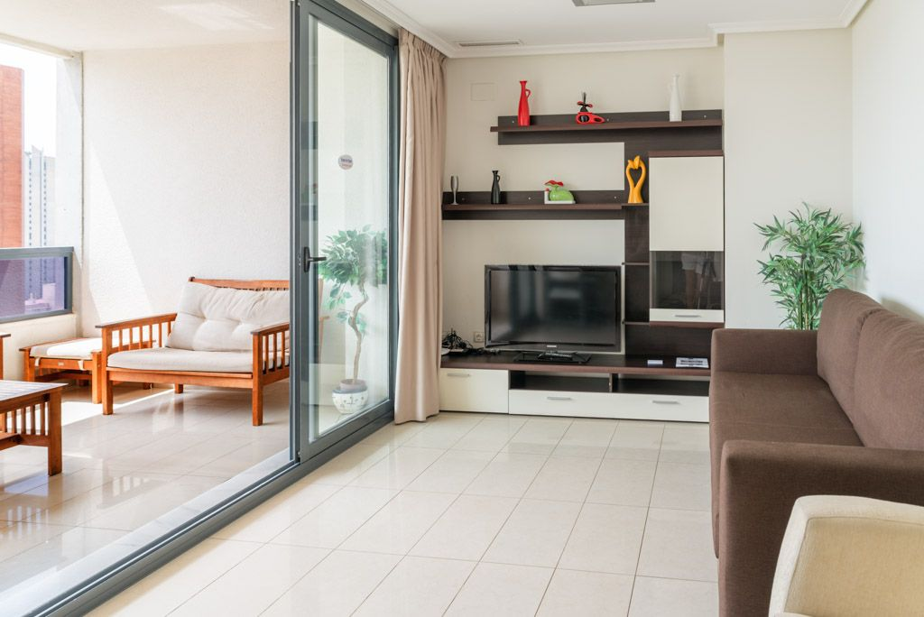 Apartments in Benidorm - Living Room Gemelos 26