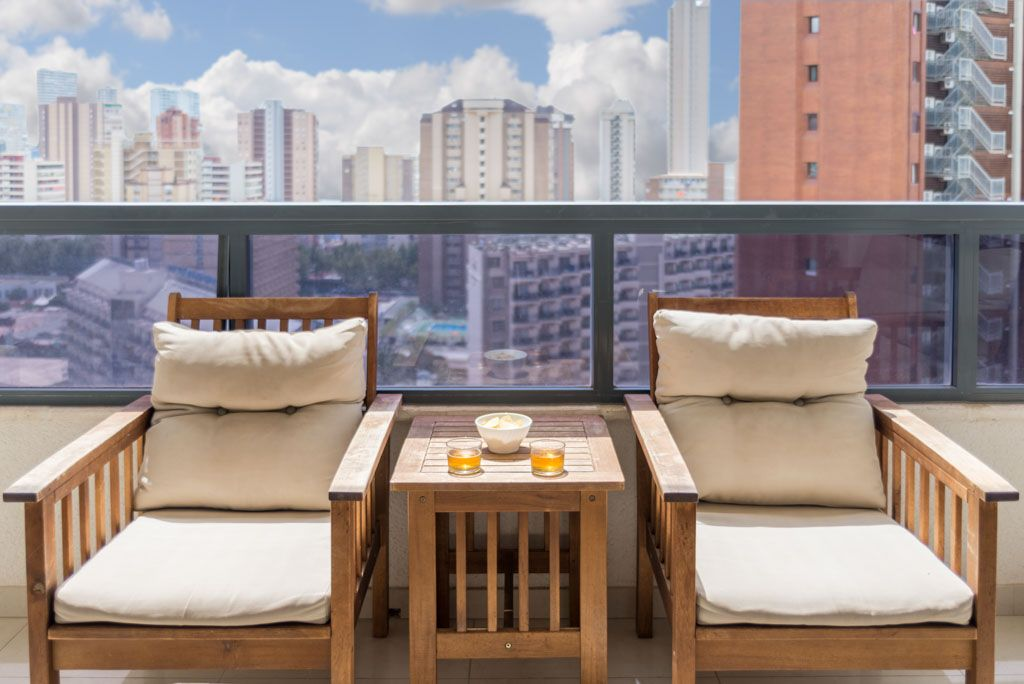 Apartments in Benidorm - Terrace Gemelos 26