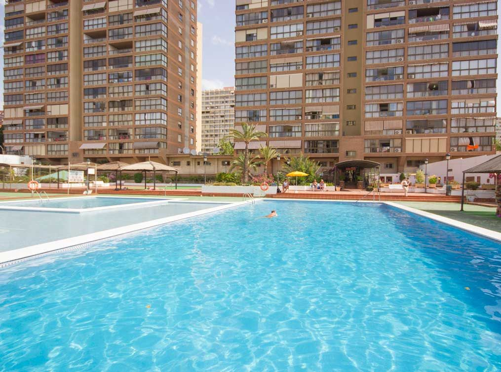 Gemelos 2, holidays apartment in Benidorm - Beninter