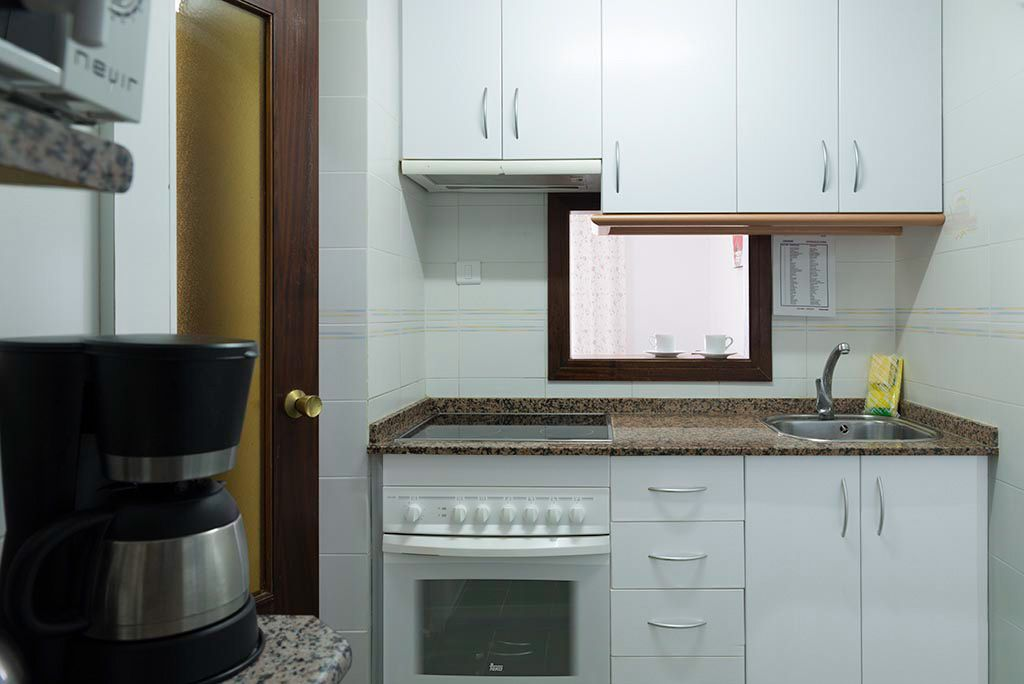 Apartments in Benidorm - Kitchen Gemelos 4