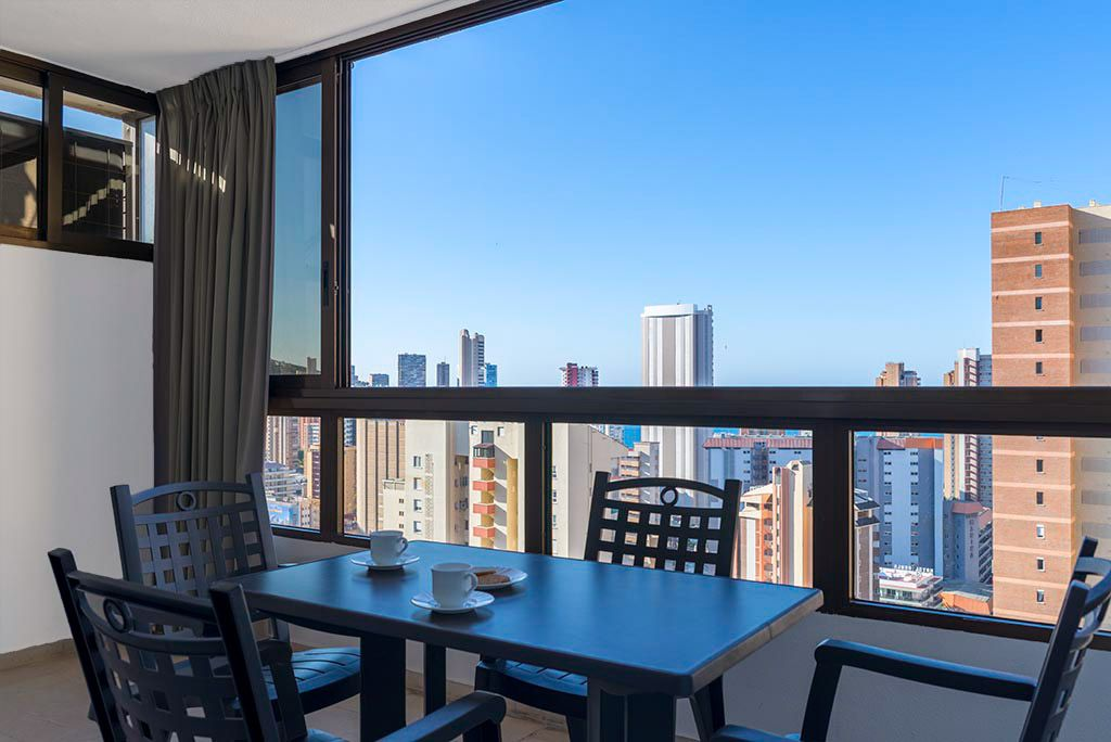 Apartments in Benidorm - Terrace Gemelos 4