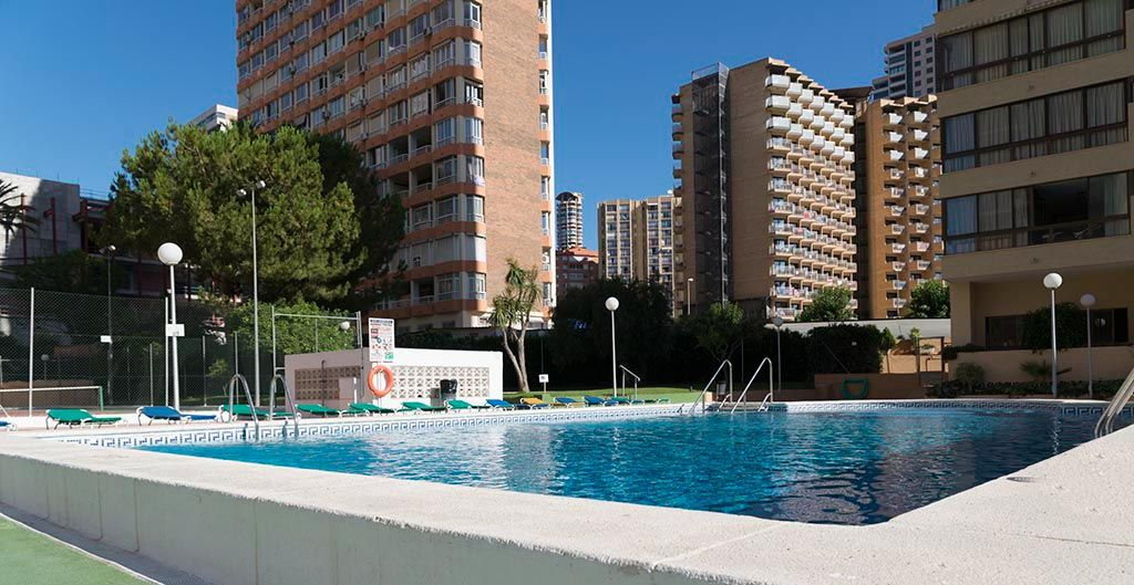Benidorm apartments - Swimming pool Gemelos 4