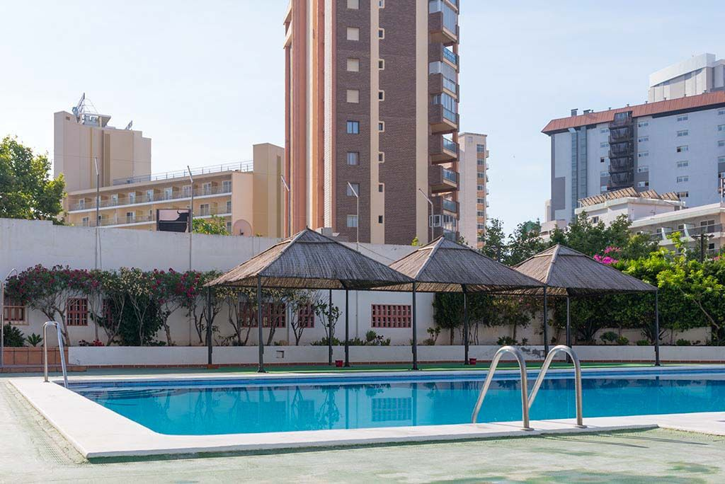 Gemelos apartment with swimming pool on Benidorm - Beninter